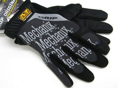 MECHANIX WEAR X-Large Black ORIGINAL GRIP Multipurpose Work Gloves! MGG-05-011