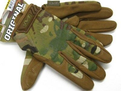 MECHANIX WEAR Size Small S MultiCam THE ORIGINAL Tactical Gloves New! MG-78-008