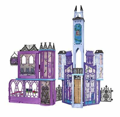 Monster High Fold Up Deadluxe High School Playset