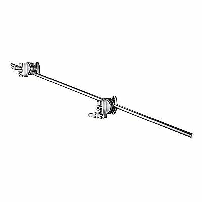 CS03 Pro boom with 2 screw-clamps; 127 cm (e.g. for use on lamp tripods or cross