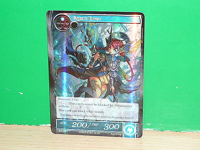 FOW Force of Will - BFA-039 Queen's Envoy FOIL