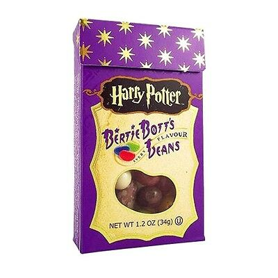 Official Harry Potter Bertie Botts Every Flavour Beans - Bogie Dirt Boxed Gift