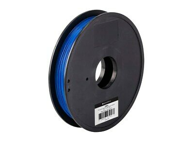 Monoprice MP Select ABS Plus+ Premium 3D Filament, 0.5kg 1.75mm, Blue