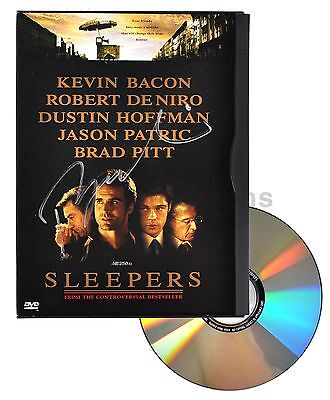 "Barry Levinson - American Filmmaker - Authentic Autographed ""Sleepers"" DVD"