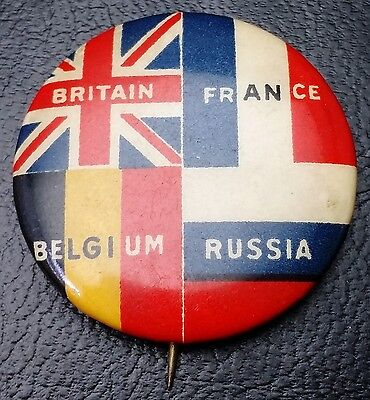 Canadian American Art Works Montreal Pin - Free Combined S&h