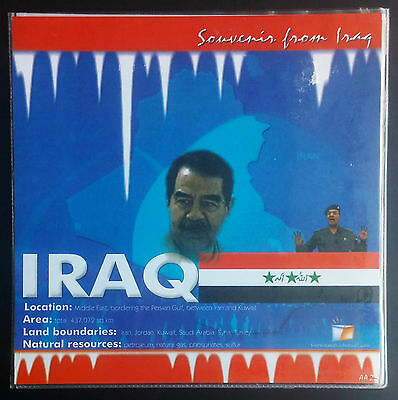Banknotes Of Iraq Collection In Souvenir Booklet - Mint Condition Bills - B10