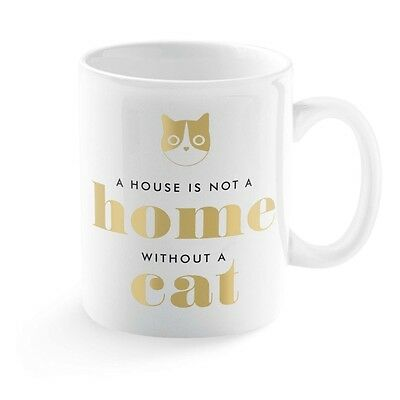 Graphic Home Cat Mug