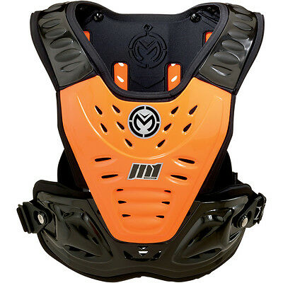 Schutz Moose Rennsport M1 Roost Shield Orange/stealth