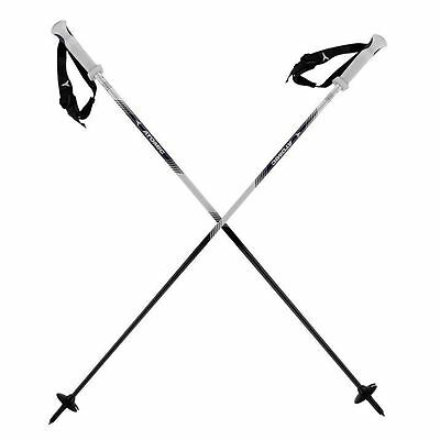 Atomic AMT Carbon W Ski Poles Skiing Race Ice Tip Snowboarding Sports Equipment