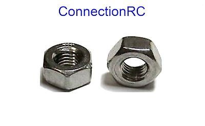 Hex Nuts Stainless Steel x 20-various sizes