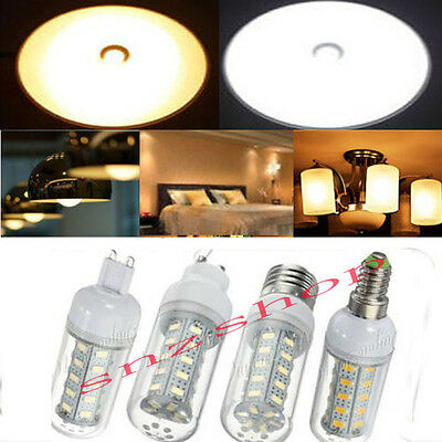 E14 E27 G9 GU10 LED Ampoule Light SMD 5730 Bulb 5W/7W/9W/10W Warm Cool White