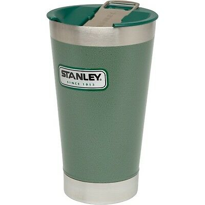 Stanley Classic Vacuum Insulated Pint Flask 16oz/473ml (10-01704-001)