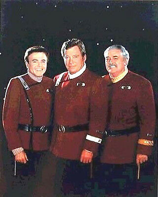 Star Trek II-IV Movie Men's Duty Uniform/Costume Jacket Pattern- Multiple Sizes