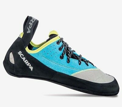 Scarpa Velocity L Womens Leather Rock Climbing Shoes