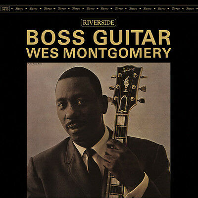 Wes Montgomery Boss Guitar Lp Vinyl New 33Rpm