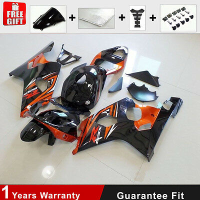 Injection Mold for 04 05 Suzuki GSXR 600 750 K4 K5 Fairing Kit Bodywork Plastic