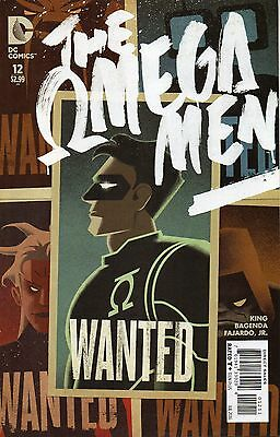The Omega Men #12 (NM)`16 King/ Bagenda