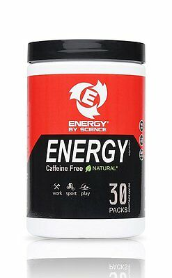 EBS #1 Best Energy Supplement Natural Energy Boosting Pills ENERGY BY SCIENCE