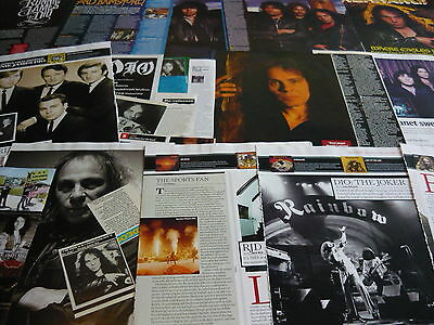 Dio - Magazine Cuttings Collection (Ref X1B)