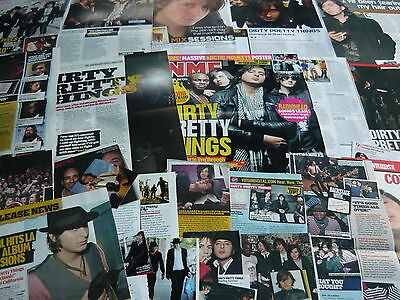 Dirty Pretty Things/carl Barat - Magazine Cuttings Collection (Ref 2A)