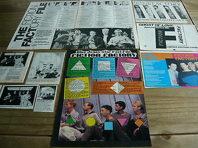 Fiction Factory - Magazine Cuttings Collection (Ref Sc)