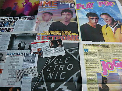 Electronic - Magazine Cuttings Collection (Ref T4)