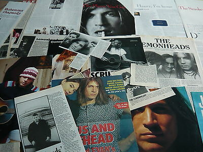 Evan Dando/lemonheads - Magazine Cuttings Collection (Ref Z18)