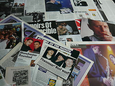 Happy Mondays - Magazine Cuttings Collection (Ref Z9)