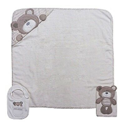 Babies R Us B is for Bear 3 Piece Gift Set