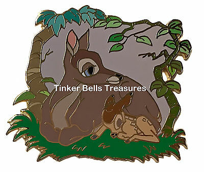 DISNEY AUCTIONS Pin LE 500 - Bambi and his Mother