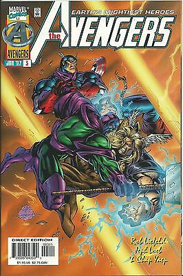 Avengers #3  (2Nd Series - 1996) Marvel