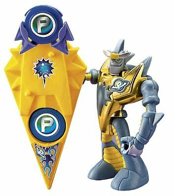 """Fisher Price Planet Heroes Star  """"shooter"""" W/ Star Launcher & Dvd *new*"""