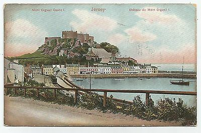 channel islands postcard jersey