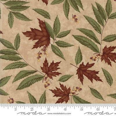 by 1//2 yard Sandy Tan 6663 19 MODA Fabric ~ COUNTRY ROAD ~ by Holly Taylor