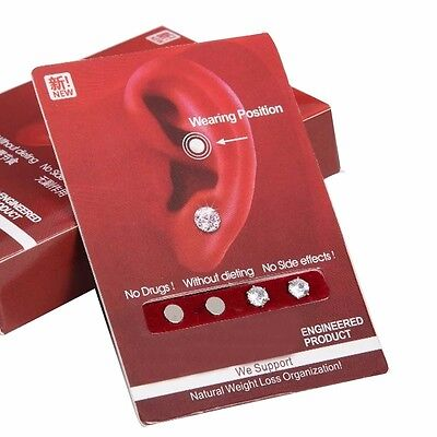 Hot Earring Wearing Weight Loss Slimming Natural Organization Without Dieting
