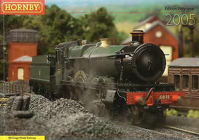 Hornby 2005 Catalogue - Edition 51