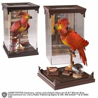 Harry Potter Magical Creatures Fawkes The Phoenix Figure Noble Collection NN7540