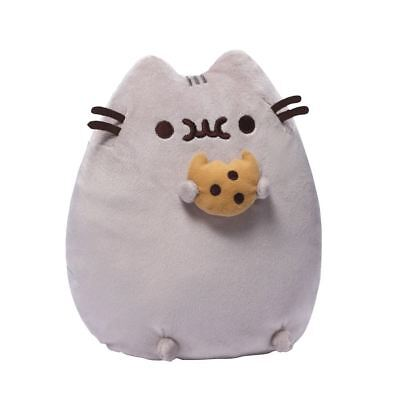 Official Pusheen the Cat Cookie Plush Soft Toy - Large