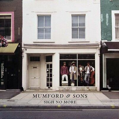 MUMFORD AND SONS Sigh No More LP Vinyl NEW