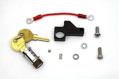 Magneto Ignition Ground Lock, KIT,for Harley Davidson motorcycles,by V-Twin