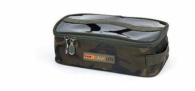 Fox NEW Camolite Carp Fishing Camo Lite Medium Accessory Bag - CLU302