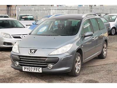 2007 PEUGEOT 307 1.6 HDi 110 S 5dr