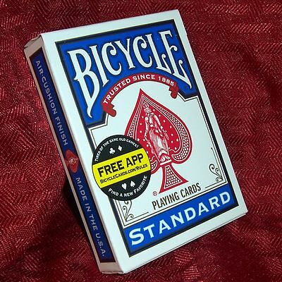 Professional Svengali Card Deck - Blue Bicycle Back - Magic Trick - Seen on TV