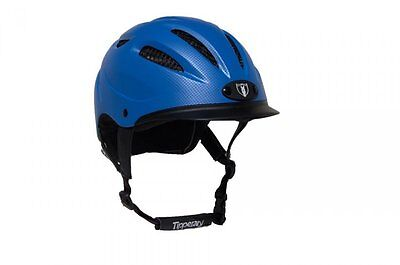 NEW Tipperary Sportage 8500 Helmet- Electric Blue- Various Sizes