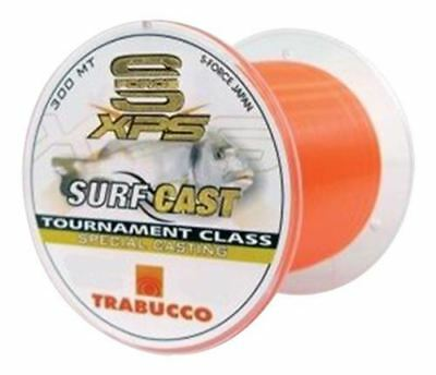 Trabucco S Force XPS Surf Cast 300M Tournament Class Fishing Line 8.46lb 0.255mm