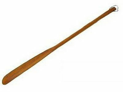 Phoenix Tree Long Wooden Shoehorn Shoe Horn