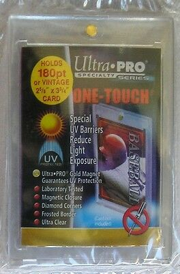 Ultra Pro One Touch 180pt Magnetic Trading Card Holders - New