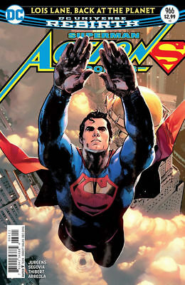Action Comics #966 (Dc 2016 1St Print) Comic