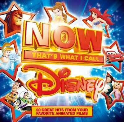 Various Artists, Now - Now Disney: That's What I Call Disney / Various [New CD]