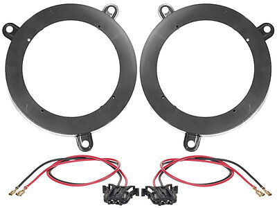 Speaker adapter rings 4 11/16in+Otg host cable adapter for Mercedes C cl. W203